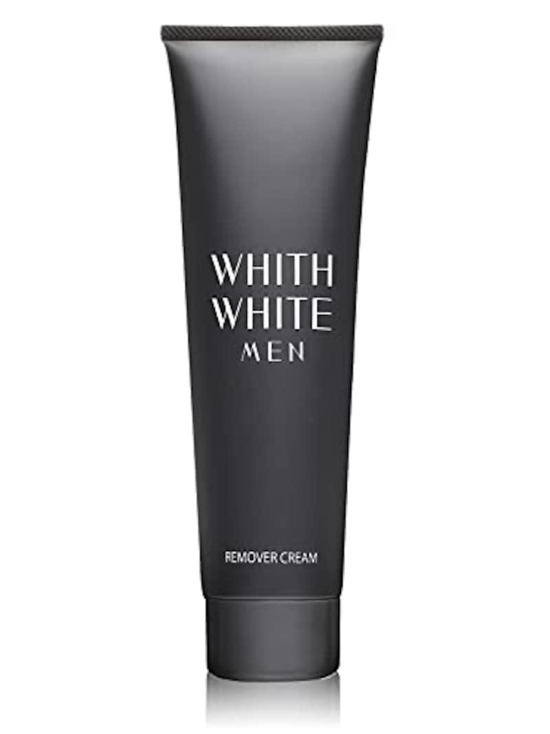 WHITH WHITE(フィス ホワイト),メンズ 除毛クリーム