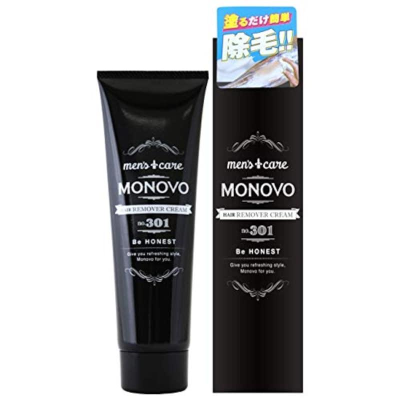 MONOVO,医薬部外品 メンズ 除毛クリーム