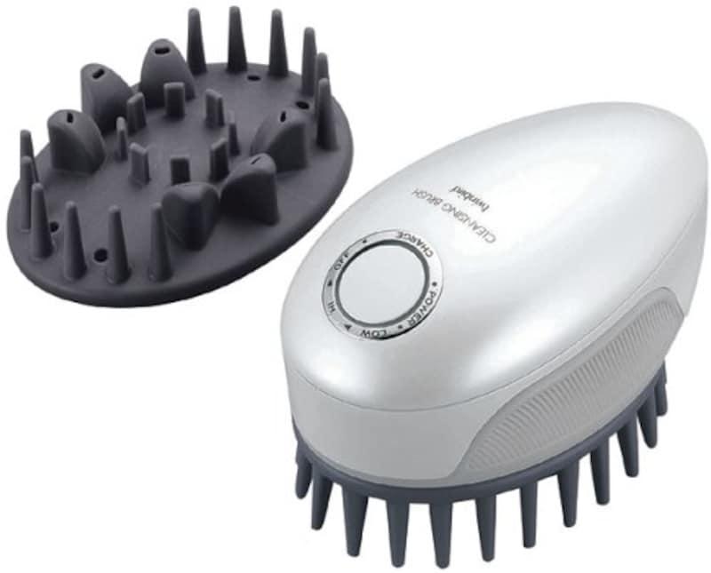 TWINBIRD(ツインバード),頭皮洗浄ブラシ モミダッシュ PRO,SH-2793PW