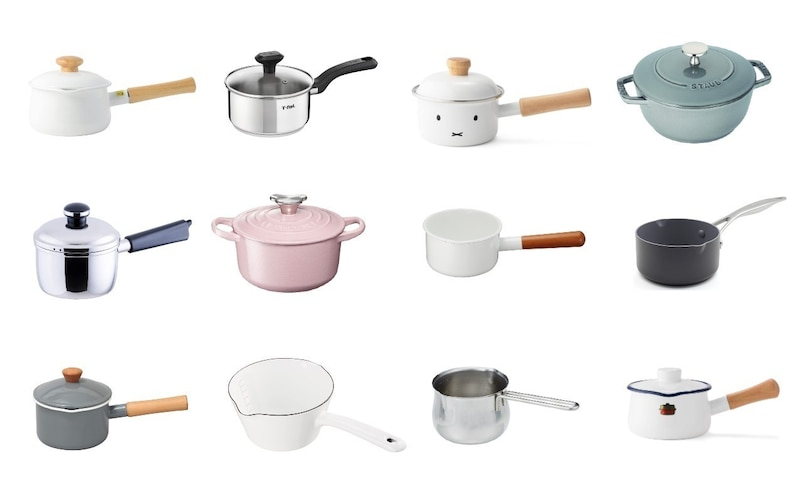 離乳食用鍋のおすすめ人気ランキング16選|おかゆには直径12~16cmの小鍋が便利!IH対応製品や安全な調理法なども紹介