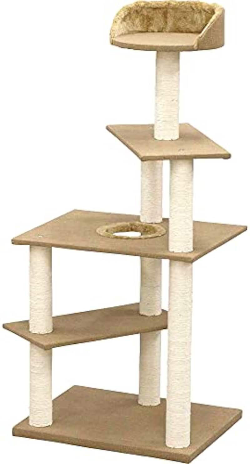 IRIS PLAZA(アイリスプラザ),ミニ キャットタワー,2000071601333
