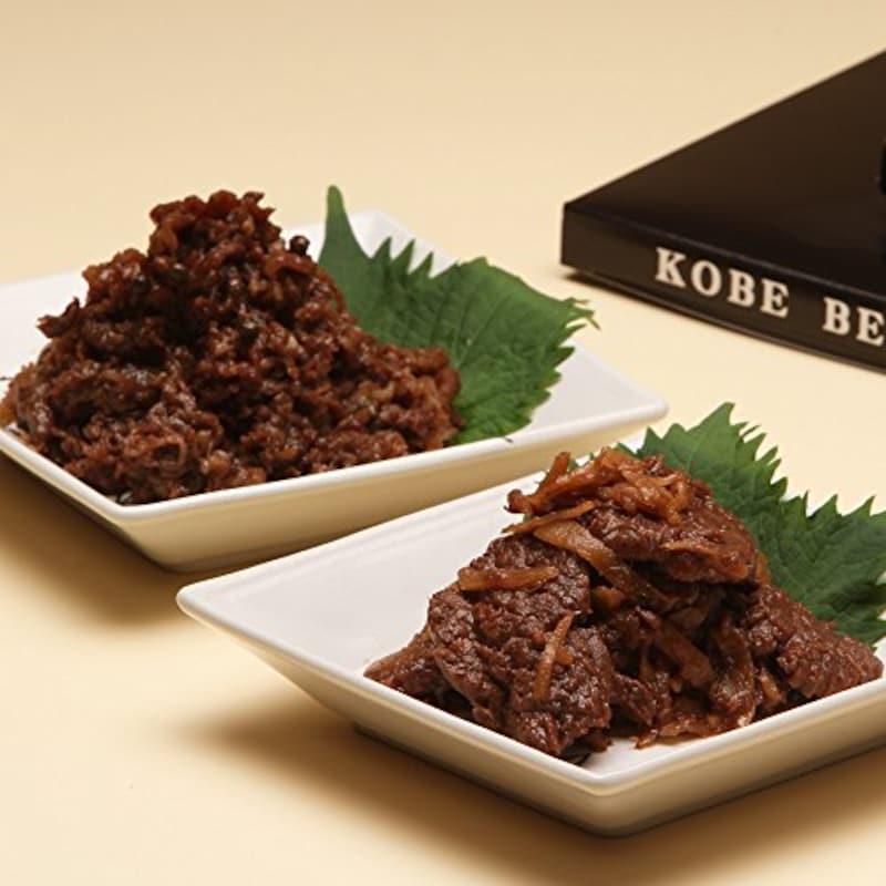 神戸牛専門店 辰屋,神戸牛 佃煮2個・しぐれ煮1個セット