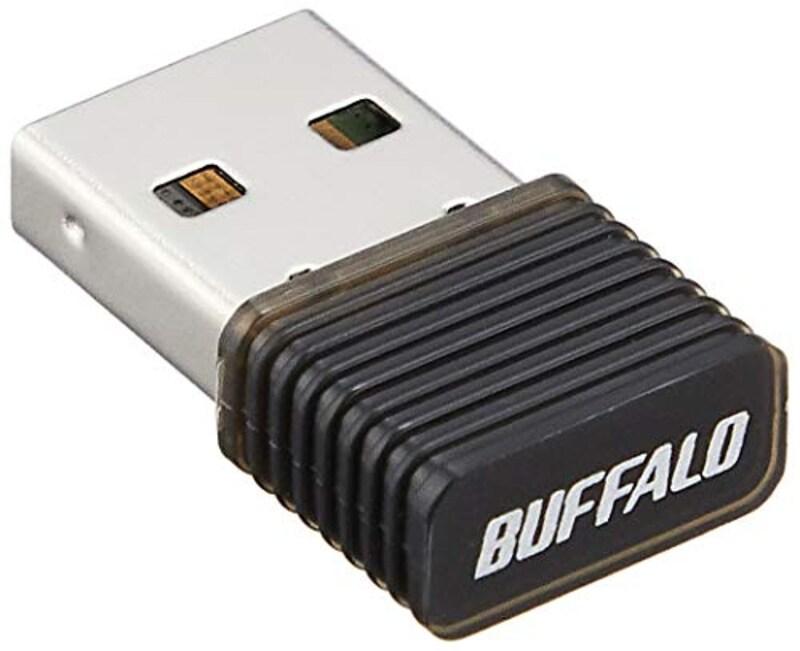 BUFFALO(バッファロー),Bluetooth4.0 Class1対応 USBアダプター,BSBT4D105BK