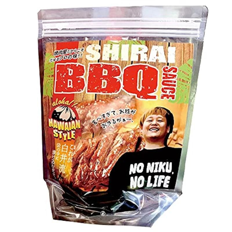 焼肉生一本,バーベキューソース SHIRAI