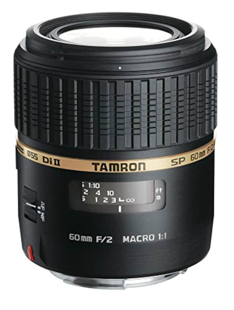 TAMRON(タムロン),SP AF60mm F/2 Di Ⅱ LD [IF] MACRO 1:1,G005E
