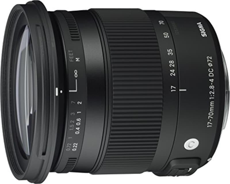 SIGMA(シグマ),17-70mm F2.8-4 DC MACRO OS HSM Contemporary,00-85126-88455-0
