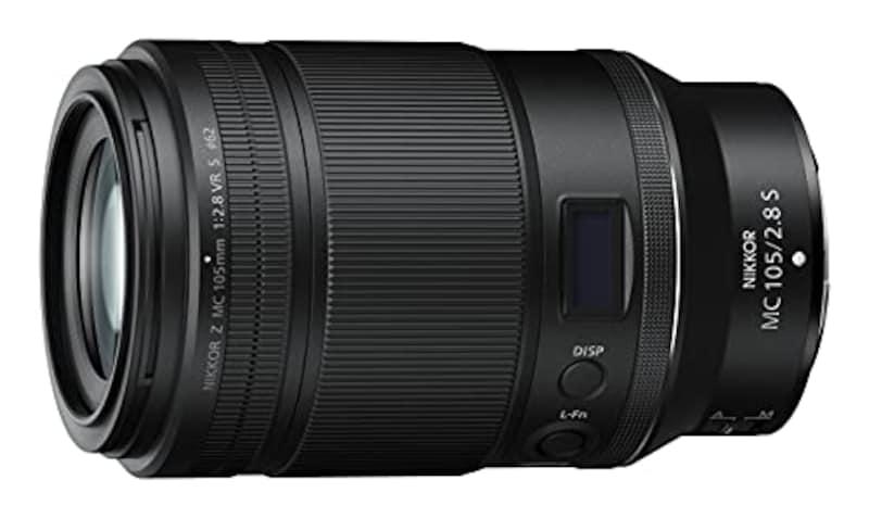 Nikon(ニコン),NIKKOR Z MC 105mm f/2.8 VR S,NZMC105