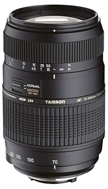 TAMRON(タムロン),AF70-300mm F4-5.6 Di MACRO,A17NII