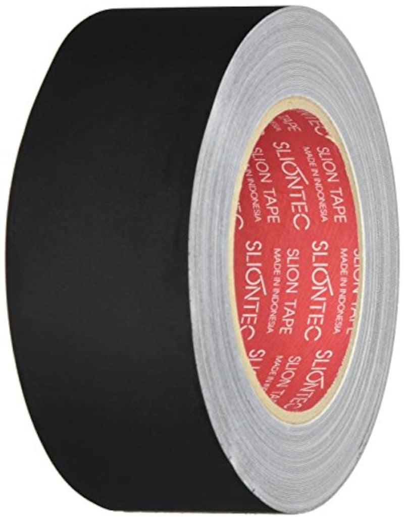 SLIONTEC(スリオンテック),ツヤ消し布粘着テープ