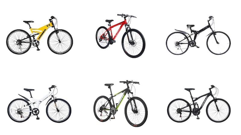 【2021】マウンテンバイクおすすめランキング25選|人気メーカー比較!街乗りや林道や通勤に!