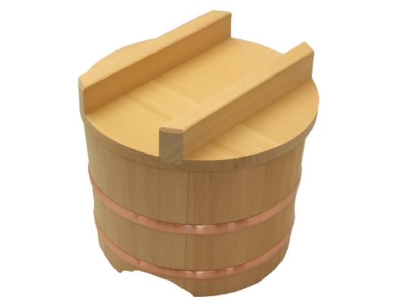 木曽の桶屋 ,木曽さわらのおひつ