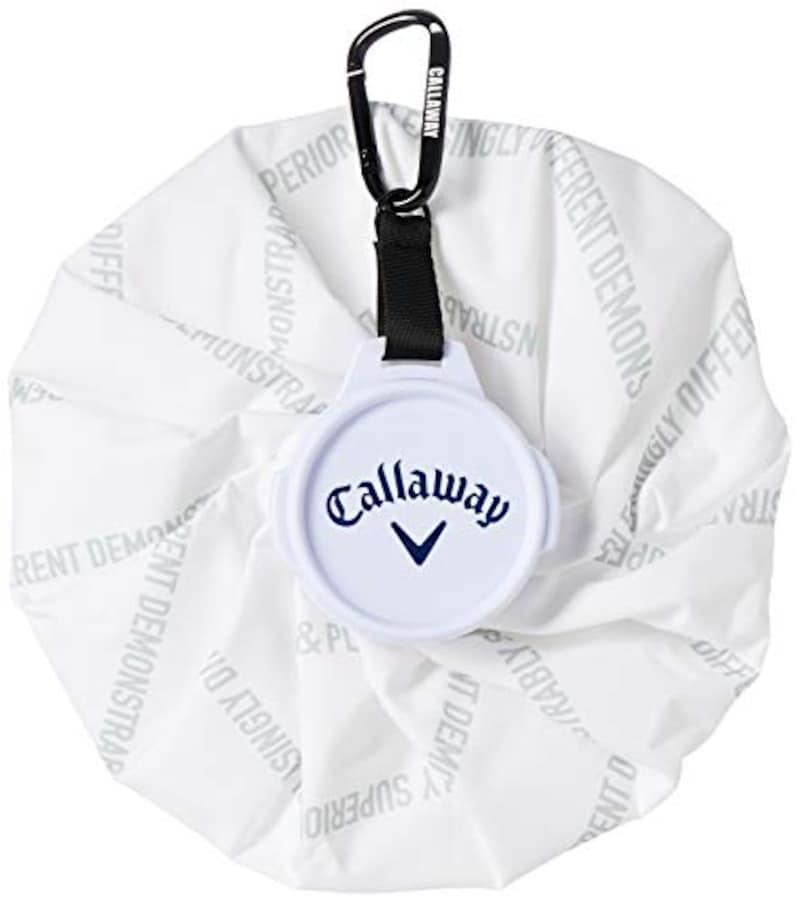 Callaway(キャロウェイ),結露軽減 カラビナ付き氷嚢