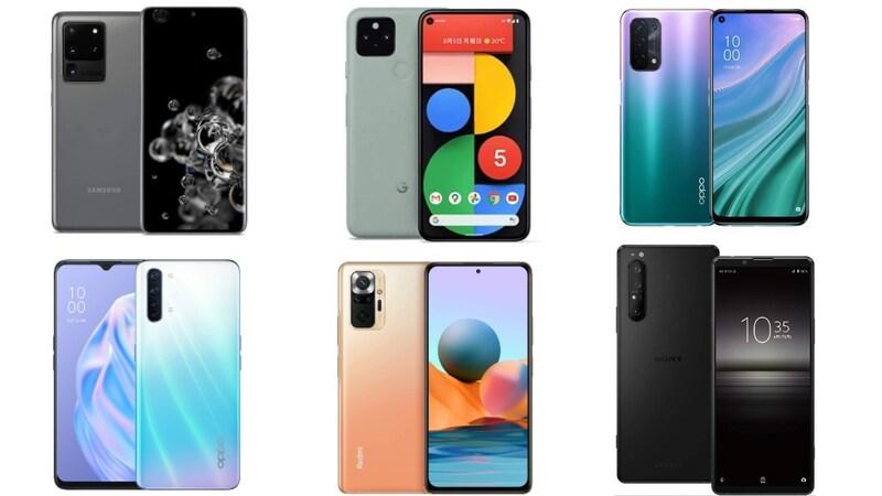 【2021最新】Androidスマホのおすすめランキング15選 SIMフリーや大手キャリアのコスパ最強モデルを紹介
