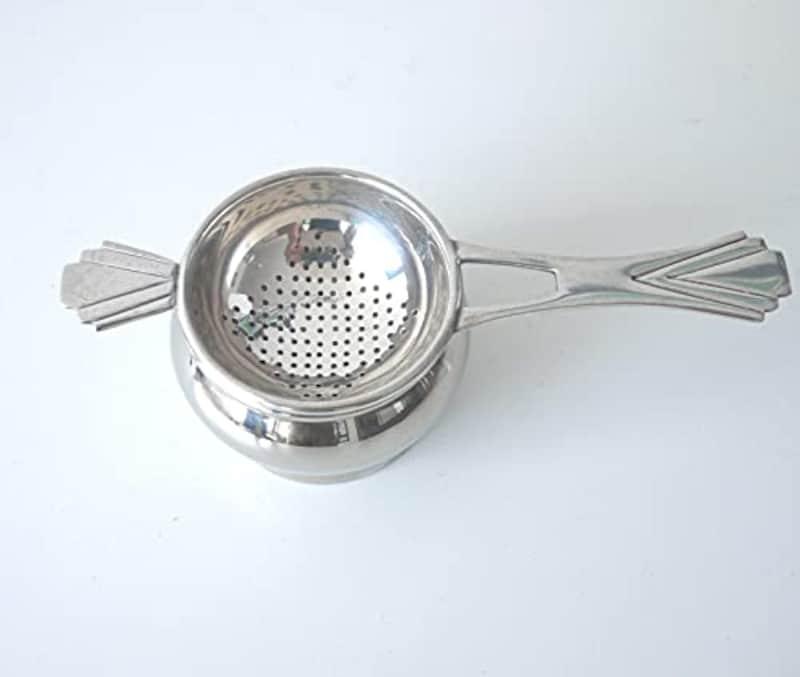 The Bund Tea Company(バンドティーカンパニー),銀メッキティーストレーナー
