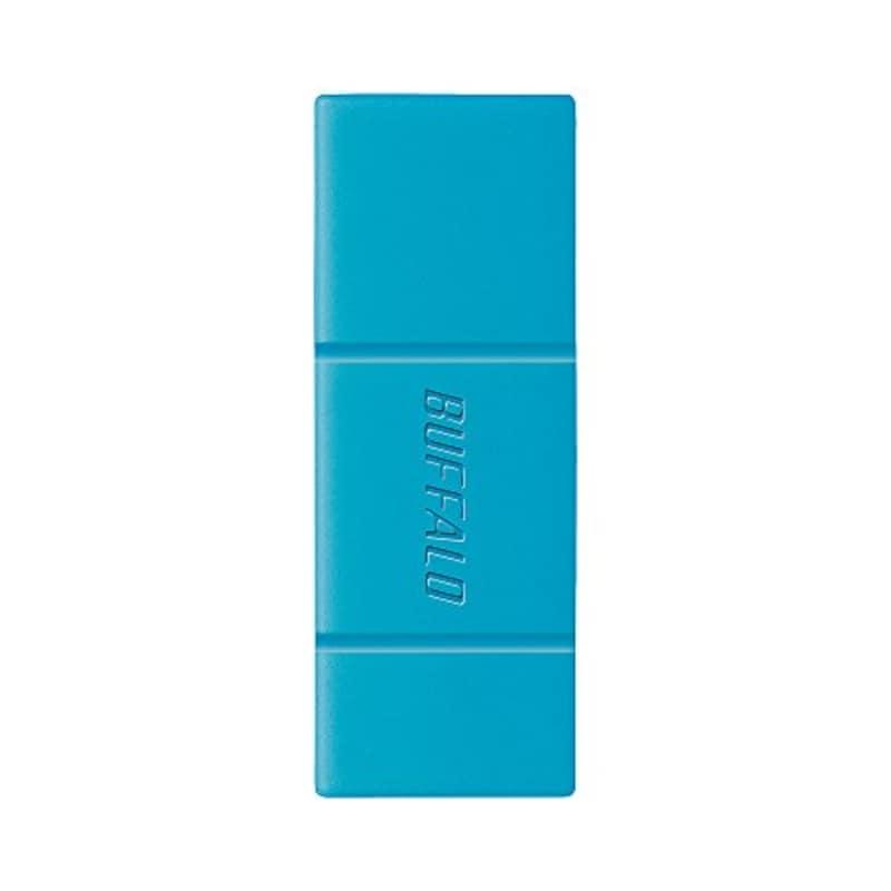 バッファロー(BUFFALO),スマホ・タブレット用USBメモリー32GB,RUF3-SMA32GA