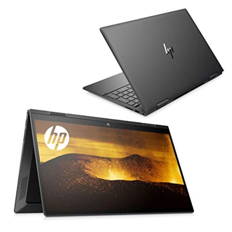 HP(ヒューレットパッカード),ENVY x360 15 15.6インチ フルHDタッチパネルディスプレイ 2in1,3J119PA-AAFS