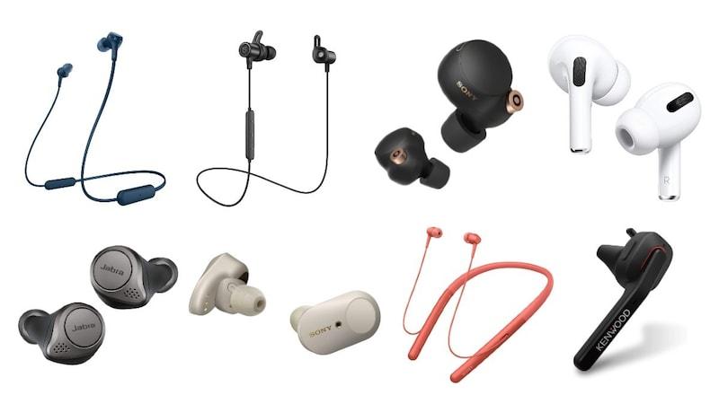 Bluetoothイヤホンのおすすめ人気ランキング21選 比較表や選び方もご紹介