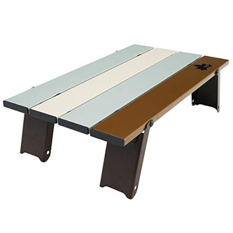 LOGOS(ロゴス),Life ロール膳テーブル(ヴィンテージ)