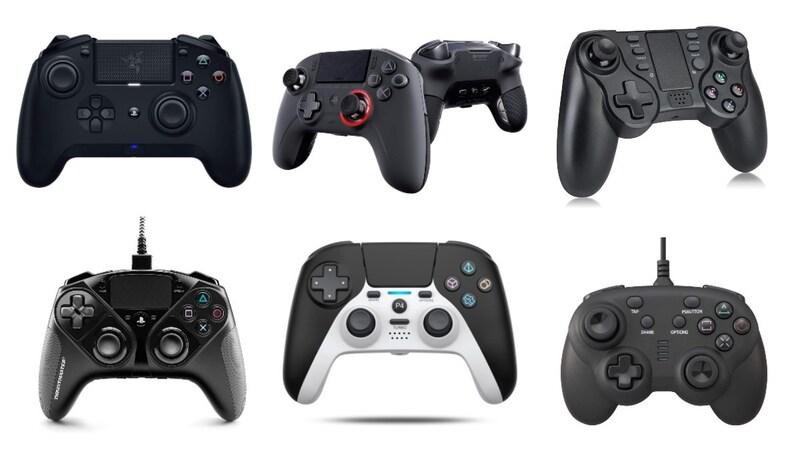 PS4コントローラーのおすすめ9選【2021年版】非純正品の安いタイプやFPS用に注目!
