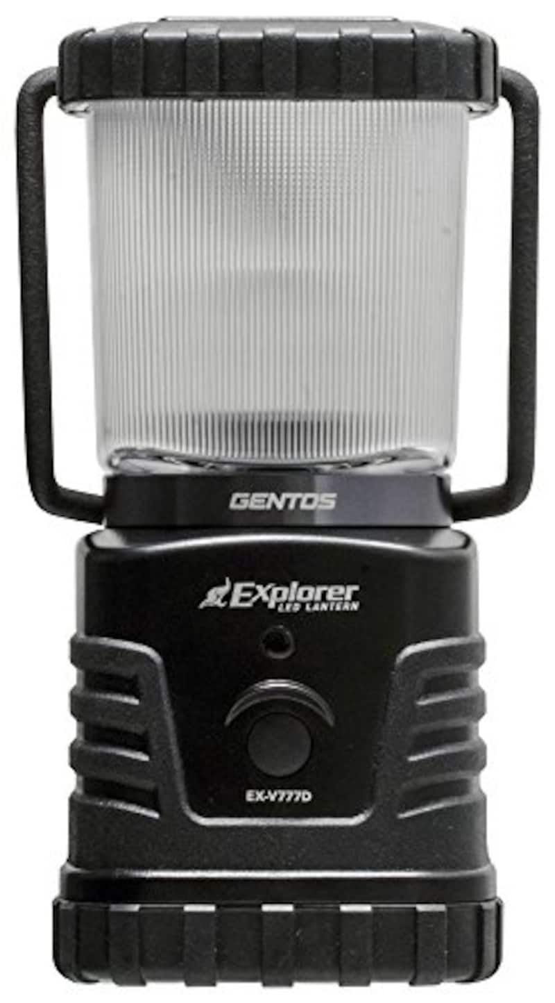 GENTOS(ジェントス),LED ランタン 【明るさ250-1100ルーメン/実用点灯8-78時間】