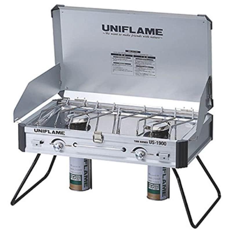 UNIFLAME(ユニフレーム),ツインバーナーUS-1900,US-1900