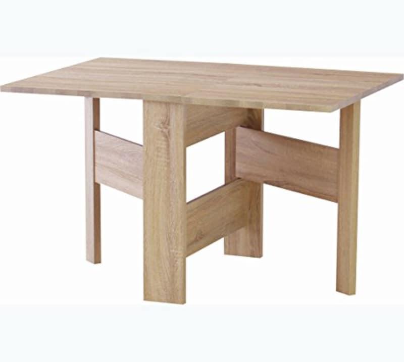 AZUMAYA,フォールディングダイニングテーブル フィーカ