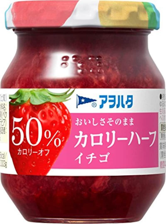 アヲハタ,カロリーハーフ イチゴ  150g