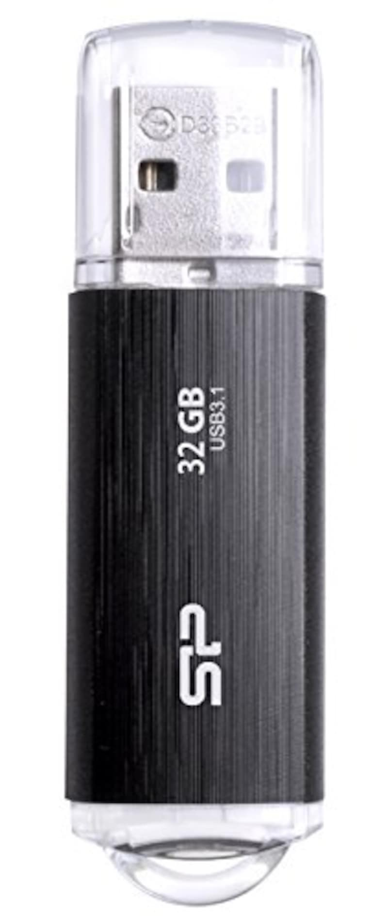 シリコンパワー(Silicon Power),USBメモリ BlazeB02 32GB,SPO32GBUF3B02V1K