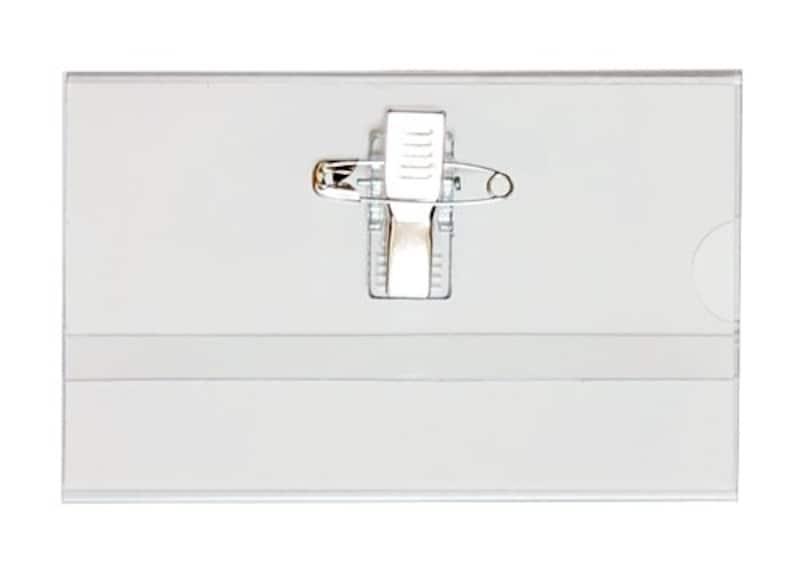 グリーンウィーク,名刺型 名札 100枚セット,GWM-100