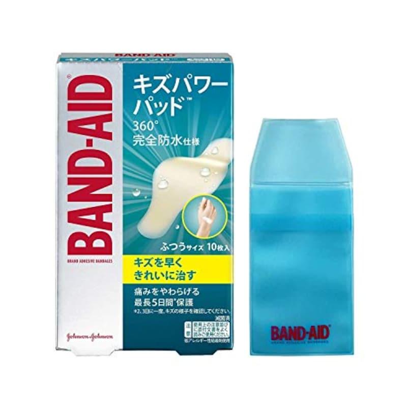 Johnson&Johnson,BAND-AID キズパワーパッド