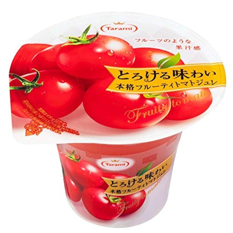 たらみ,とろける味わいトマトジュレ