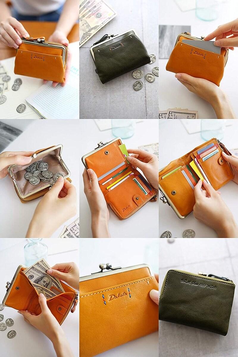 Dakota(ダコタ),二つ折り財布,DA-36362