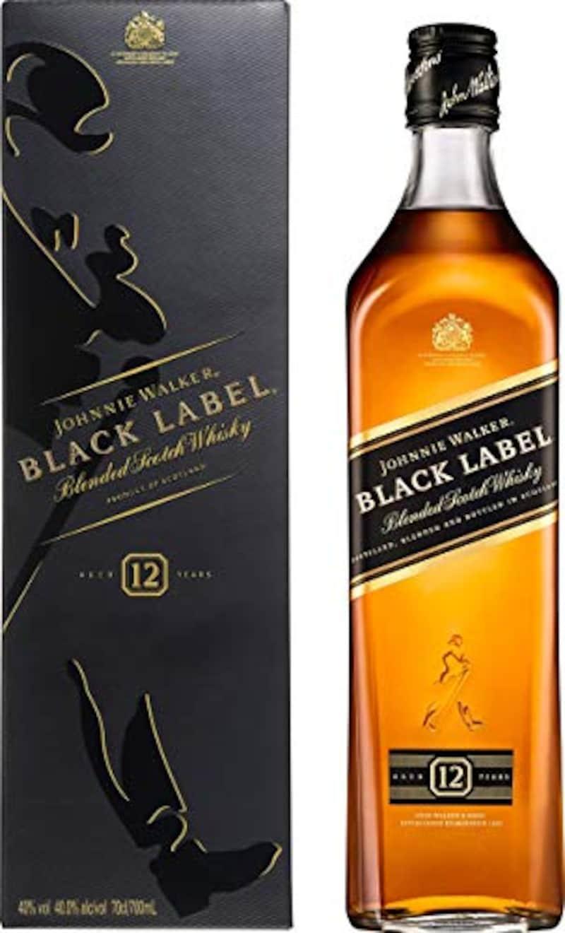 キリンビール,ジョニーウォーカー ブラックラベル 12年 シェリーエディション