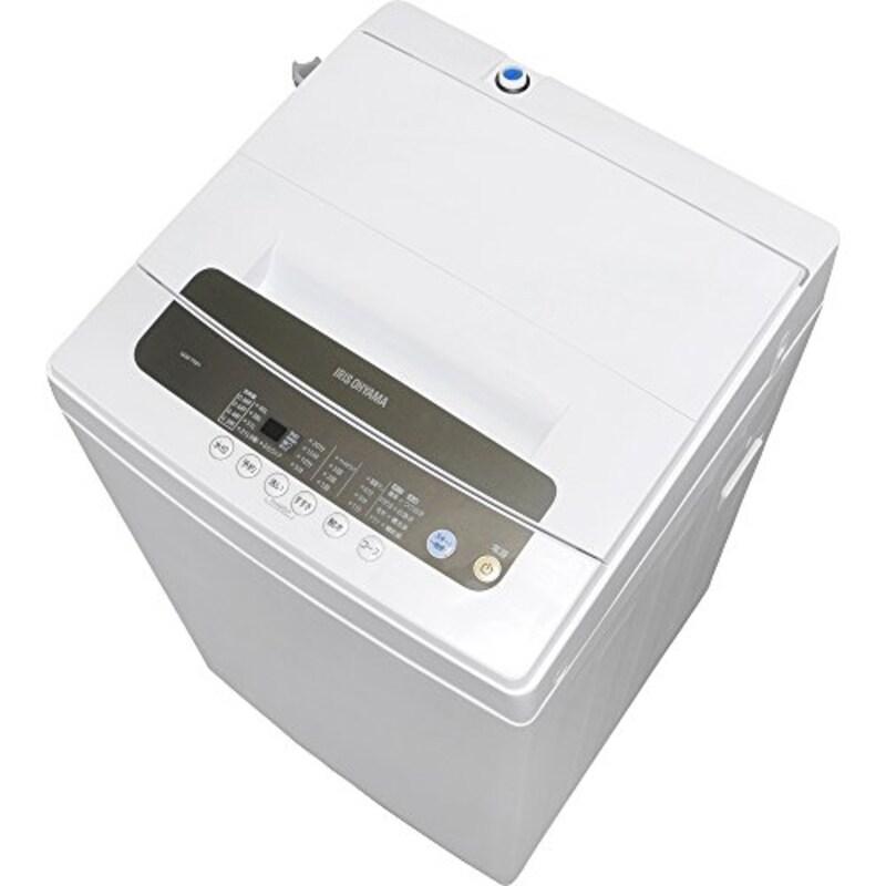 IRIS OHYAMA(アイリスオーヤマ),洗濯機 5kg 全自動, IAW-T501