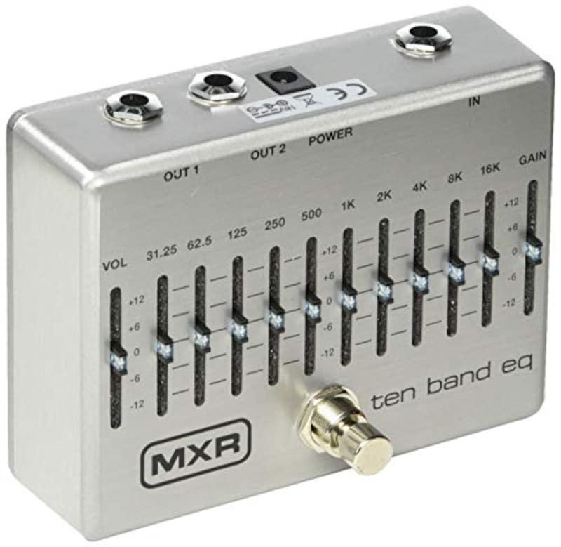 MXR ,M108S 10 Band Graphic EQ