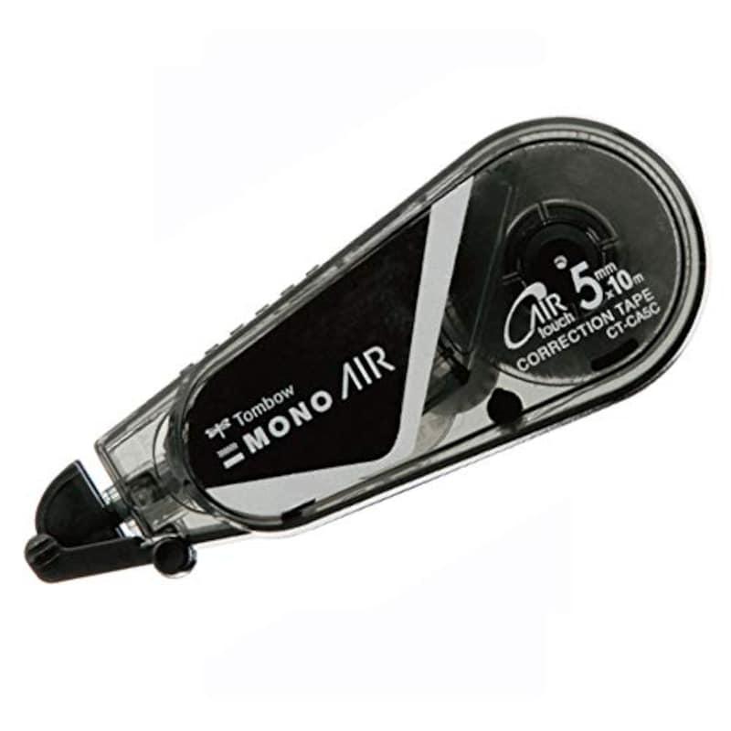 トンボ(Tombow),修正テープ MONO モノエアー 5mm,CT-CA5C11-5P