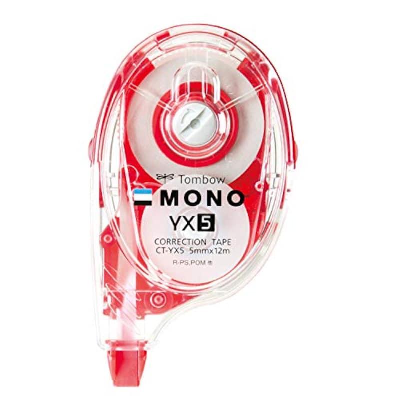 トンボ鉛筆,修正テープ MONO 5mm CT-YX5,CT-YX5