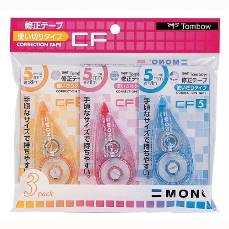トンボ鉛筆,修正テープ MONO CF5,KCA-321