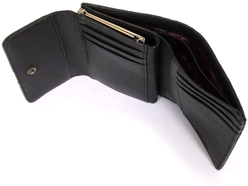 ANNA SUI(アナスイ),ヴィンテージローズ 口金二つ折り財布,315622