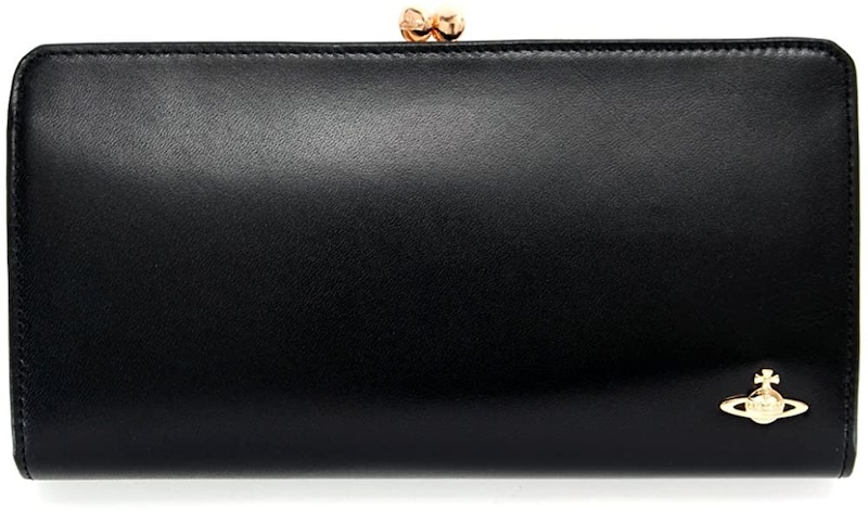 Vivienne Westwood(ヴィヴィアンウエストウッド),がま口長財布,3118M11