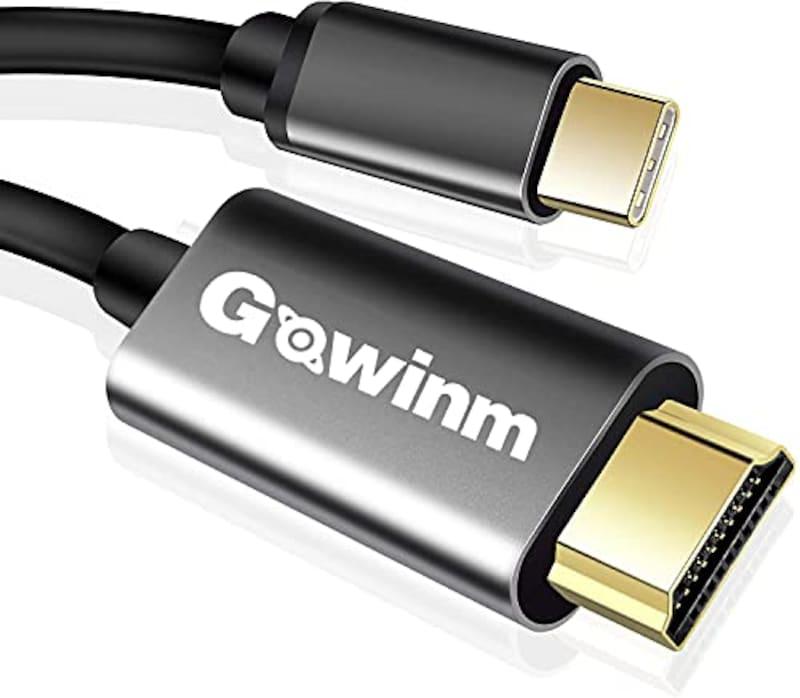 Lvdou,USB Type C HDMI 変換ケーブル,-