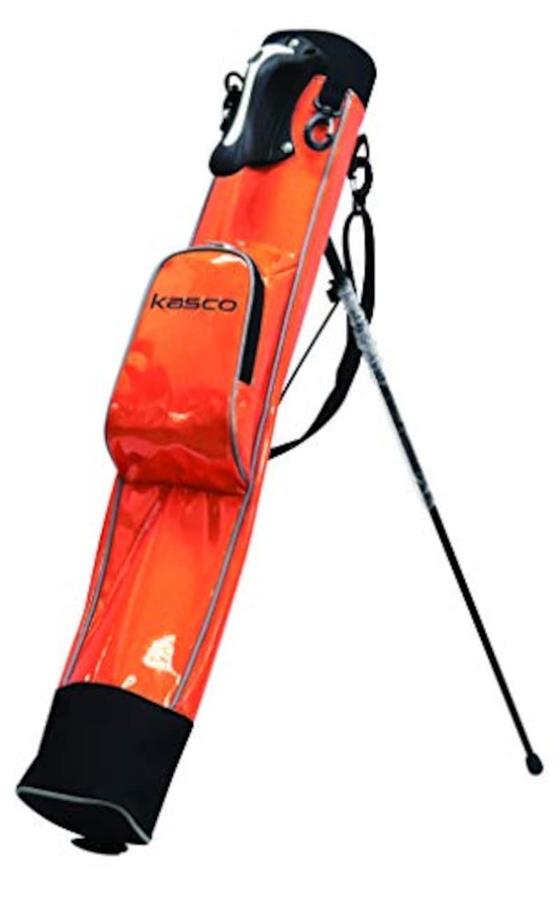 Kasco(キャスコ),セルフスタンドバッグ スタンドクラブケース,KST-021RB