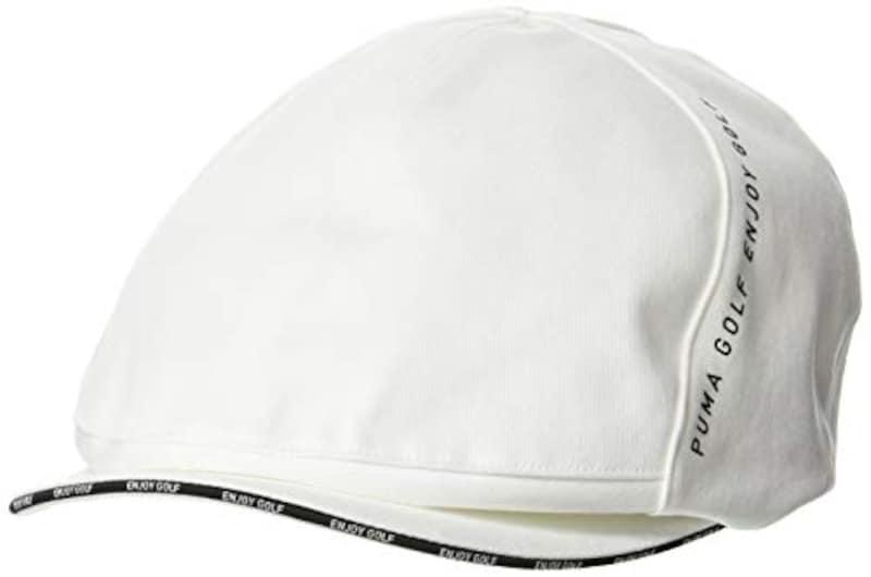 PUMA(プーマ),ハンチング ゴルフ ツイルハンチング メンズ