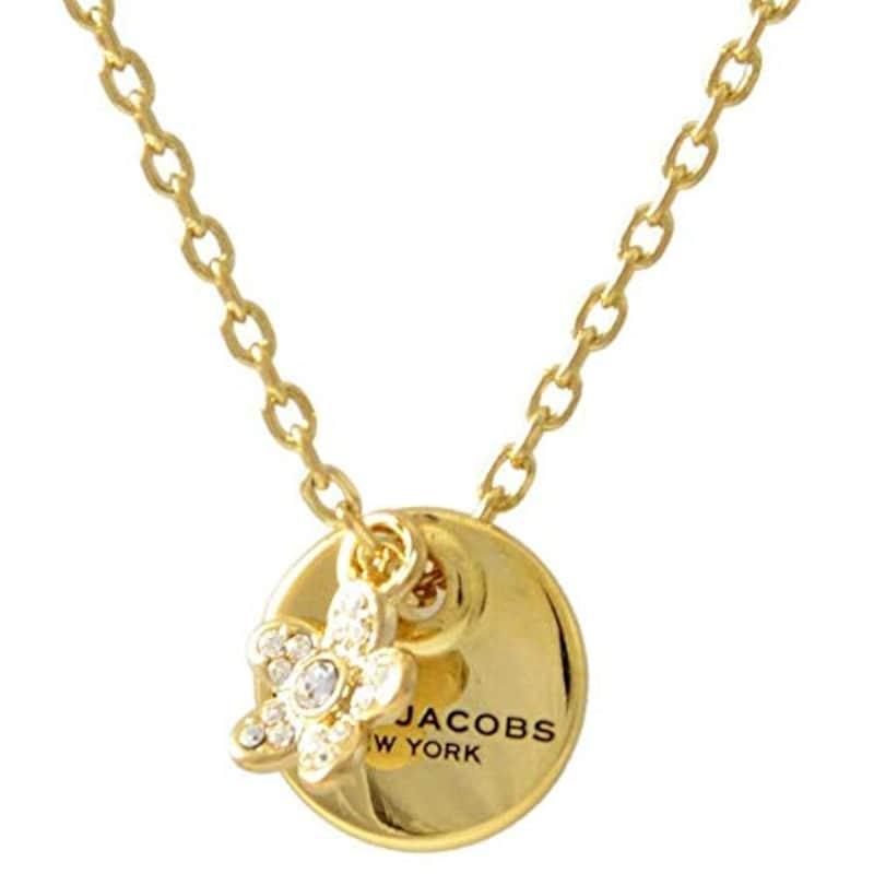 MARC JACOBS(マークジェイコブス),コイン デイジー ペンダント,M0012398-710