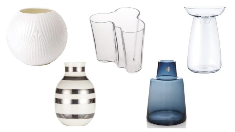 花瓶おすすめ人気ランキング20選 おしゃれなガラス製や陶器製を紹介