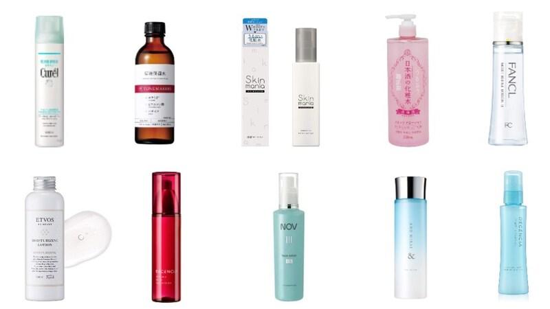 セラミド化粧水のおすすめ人気ランキング24選|話題のセザンヌも紹介!プチプラのものも