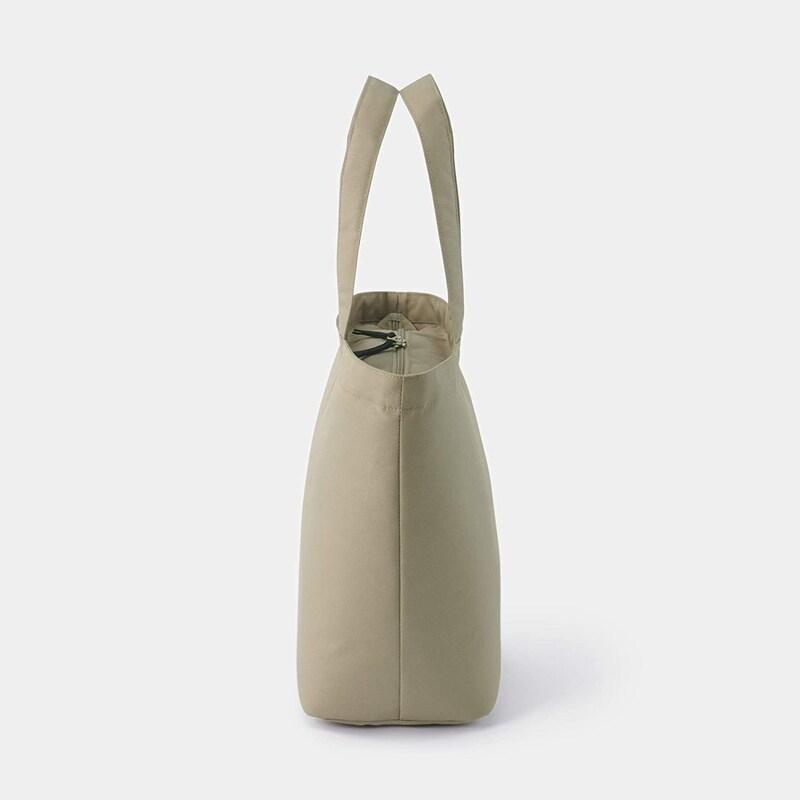 無印良品,撥水PCポケット付 トートバッグ
