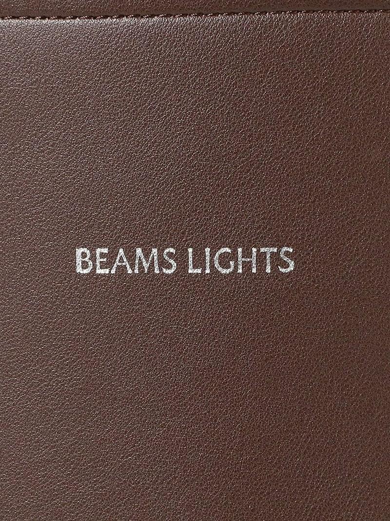 BEAMS LIGHTS(ビームスライツ),マイクロファイバー スクエアトートバッグ