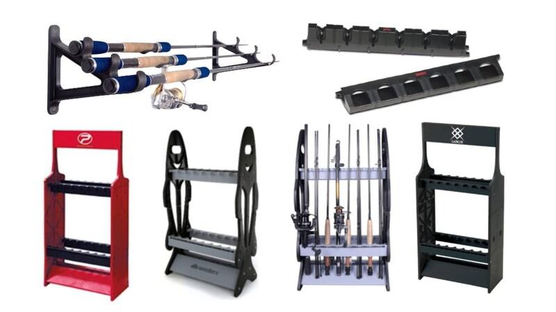 ロッドスタンドのおすすめ21選 壁掛けタイプの木製品やコンパクトな持ち運び用も紹介!