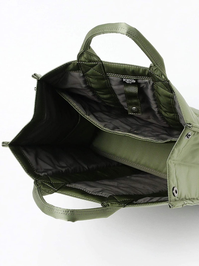 B印YOSHIDA(ビージルシヨシダ),KAPTAIN SUNSHINE × PORTER / STANDING TOTE BAG